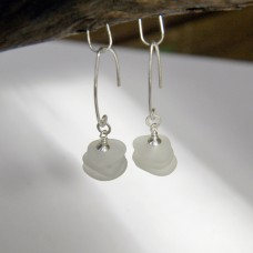Seaglass Stack Earrings