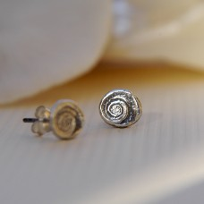 Shiva Shell Stud Earrings
