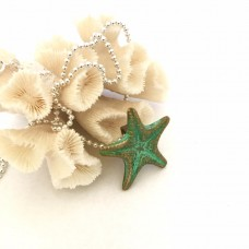 Big, Bold Beautiful Starfish Necklace